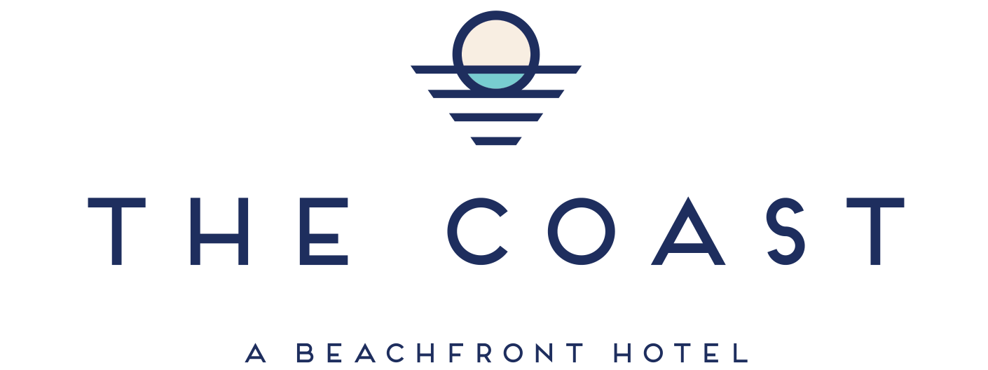 The Coast Beachfront Hotel Website Logo